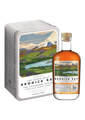 The Arran Malt Brodick Bay Volume One 70cl