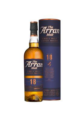 The Arran Malt 18 ani 70cl