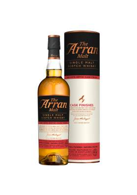 The Arran Malt Cote Rotie Cask Finish 70cl
