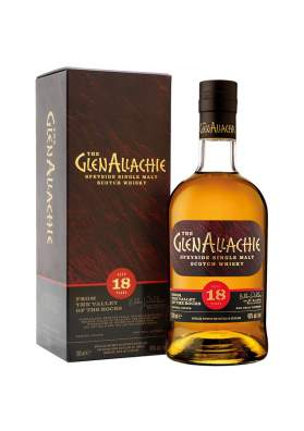 The GlenAllachie 18 ani 70cl