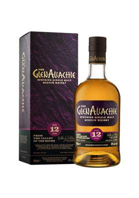 The GlenAllachie 12 ani 70cl
