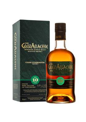 The GlenAllachie 10 ani Cask Strenght 70cl