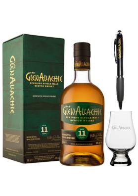 The GlenAllachie 11 ani Moscatel Wood Finish 70cl