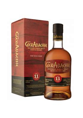 The GlenAllachie 11 ani Port Wood 70cl