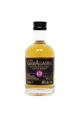 The GlenAllachie 12 ani 5cl