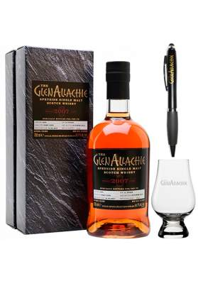 The GlenAllachie 12 ani Port Pipe 70cl