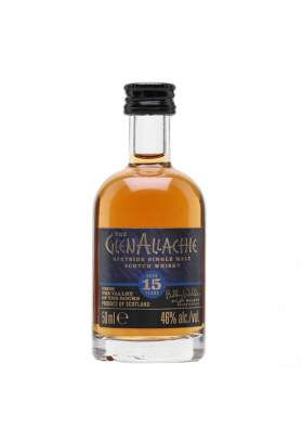 The GlenAllachie 15 ani 5cl