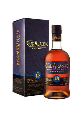 The GlenAllachie 15 ani 70cl