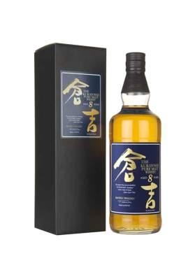 The Kurayoshi Pure Malt 8 ani 70cl