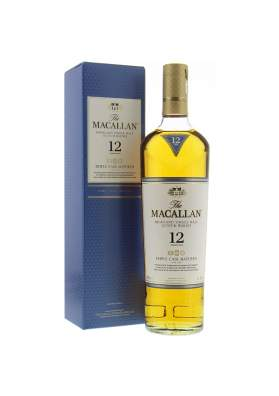 The Macallan 12 ani Triple Cask 70cl