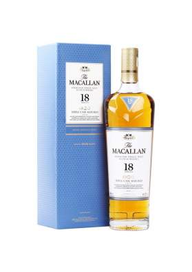 The Macallan 18 ani Triple Cask 70cl