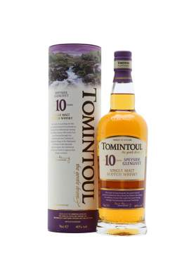 Tomintoul 10 ani 70cl