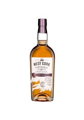 West Cork Port Cask 12 ani 70cl