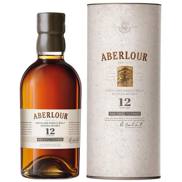 Aberlour 12 ani Non Chill Filtered 70cl