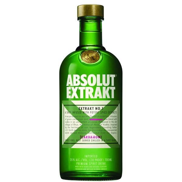 Absolut Extrakt 70cl