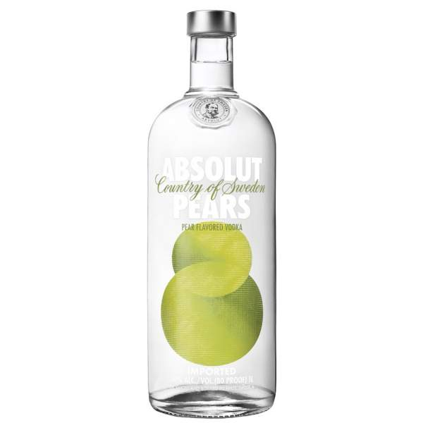 Absolut Pears 100cl