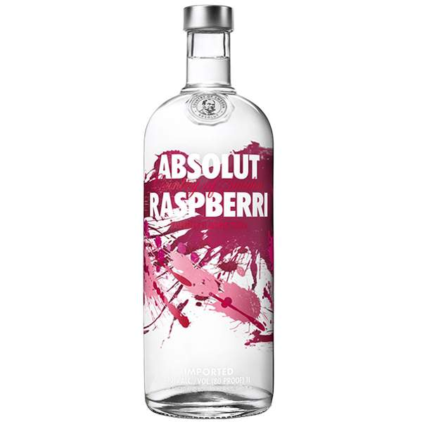 Absolut Raspberri 100cl