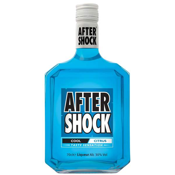 After Shock Citrus 70cl