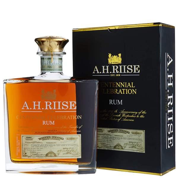 A.H.Riise  Centennial Celebration 70cl