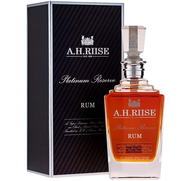 A.H.Riise Platinum Reserve 70cl