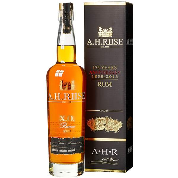A.H.Riise XO 175 Anniversary 70cl