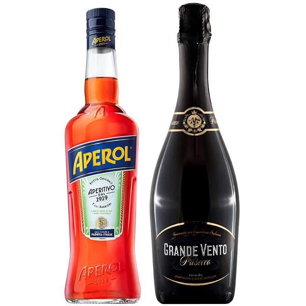 Aperol & Prosecco