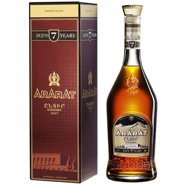 Ararat 7 ani 70cl