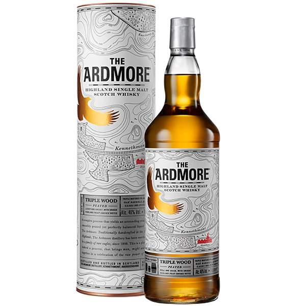 Ardmore Triple Wood Peated 100cl