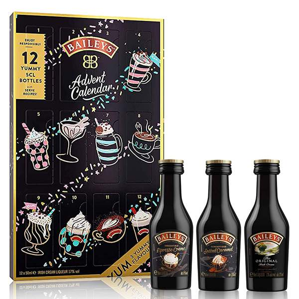 Baileys Advent Calendar 12 x 5cl