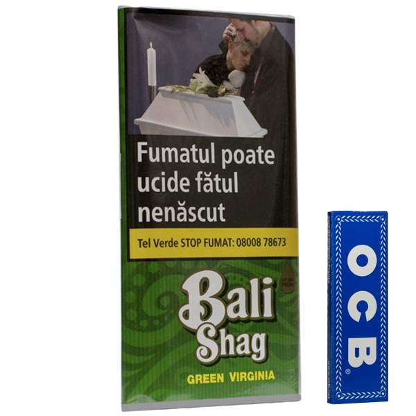 Bali Shag Green Virginia 40 g