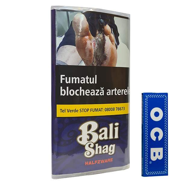Bali Shag Halfzware 40 g