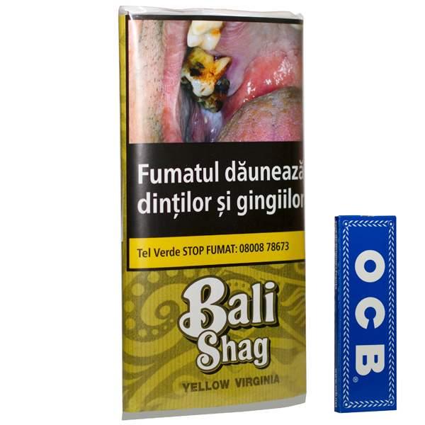 Bali Shag Yellow Virginia 40 g