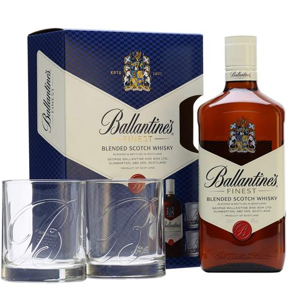 Ballantine's Gift Box 70cl