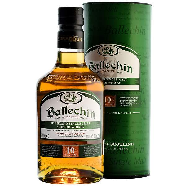 Ballechin 10 ani 70cl