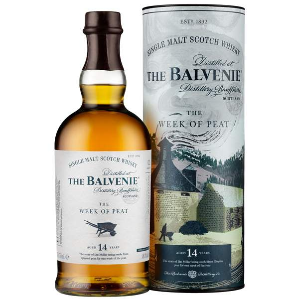 Balvenie Week Of Peat 14 ani 70cl