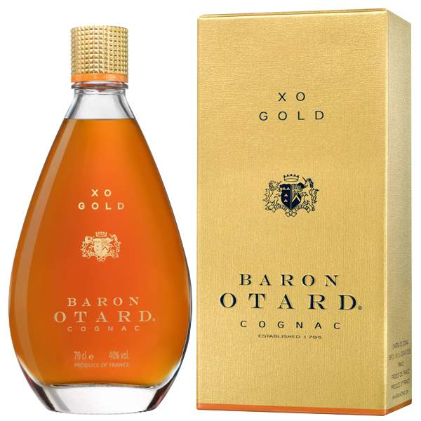 Baron Otard XO Gold 70cl