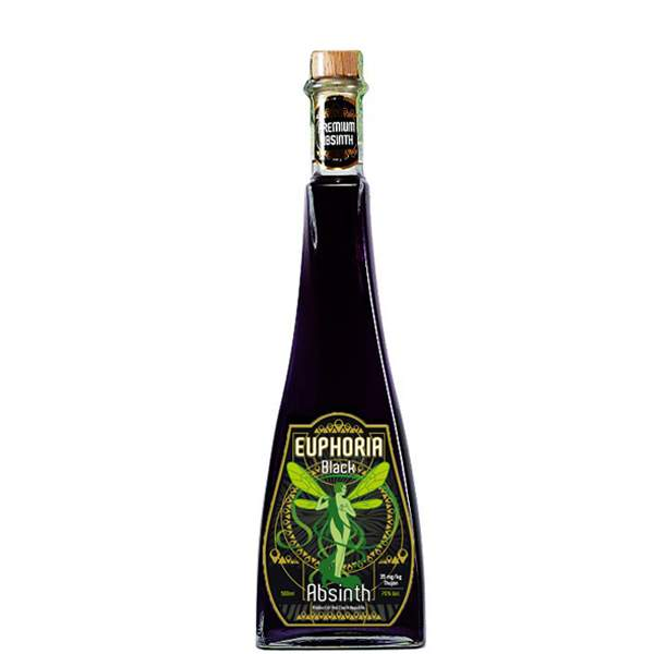 Euphoria Black Absinth 20cl