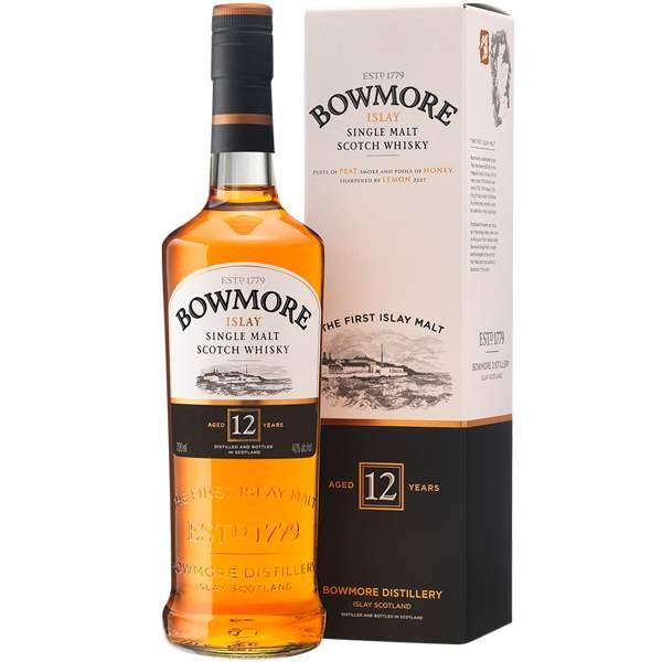Bowmore 12 ani 70cl