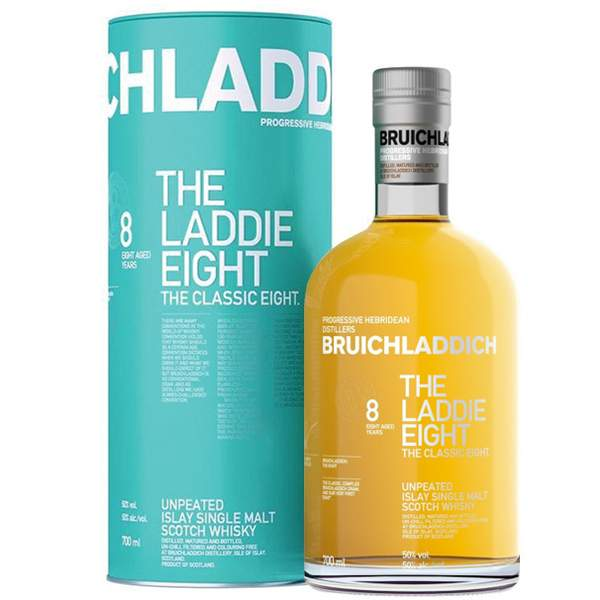 Bruichladdich The Laddie Eight 70cl