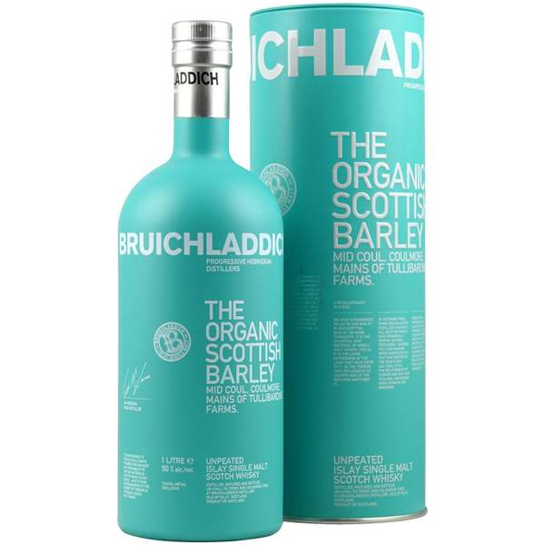 Bruichladdich  The Organic Scotish Barley 100cl
