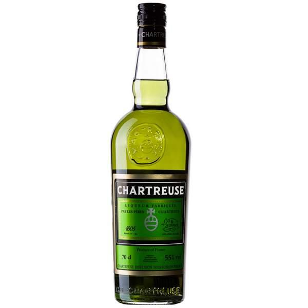 Chartreuse Verte Liqueur 70cl