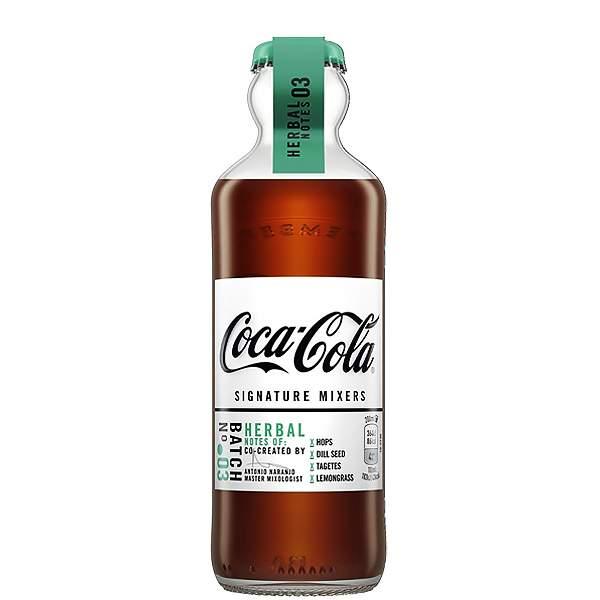 Coca Cola Signature Mixers Herbal 20cl