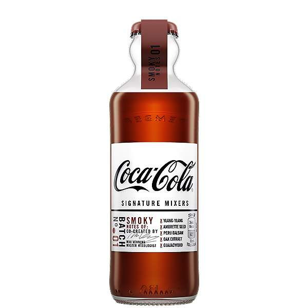 Coca Cola Signature Mixers Smoky 20cl