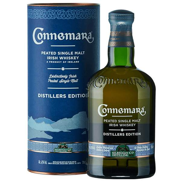 Connemara Distillers Edition 70cl