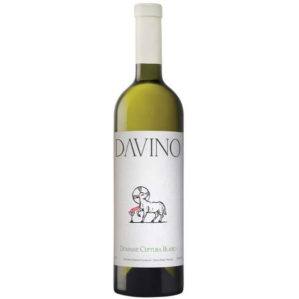 DAVINO Domaine Ceptura Blanc 75cl