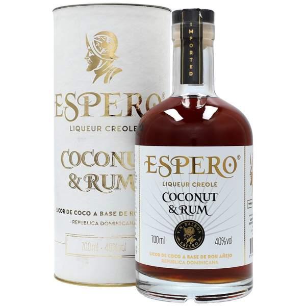 Espero Coconut & Rum 70cl