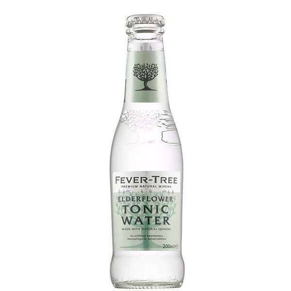 Fever Tree elderflower 0.20L - sticla
