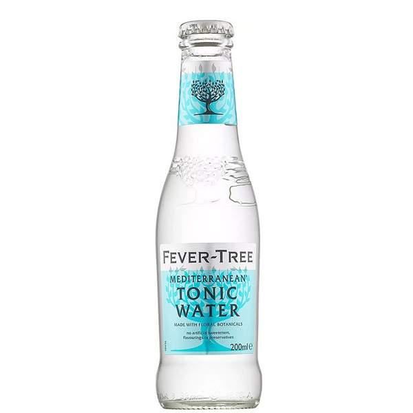 Fever Tree Mediterranean 0.20L  - sticla