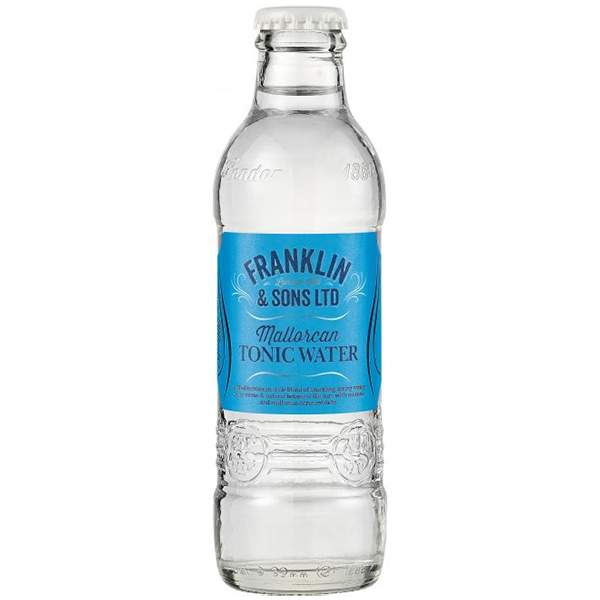 Franklin & Sons Mallorcan Tonic 20cl