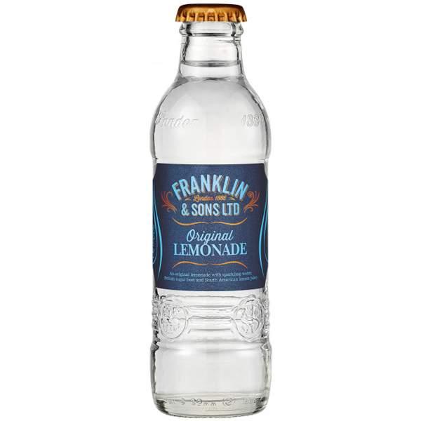Franklin & Sons Original Lemonade 20cl